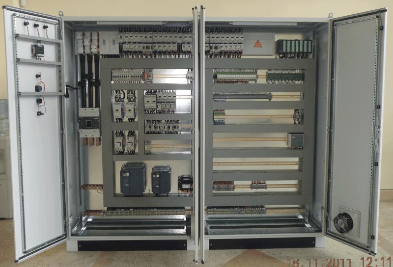 Pro C Process Control Automation 187 Plc Cabinets